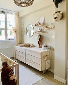Ikea Nursery, Nursery Furniture, Nursery Room, Baby Boy Rooms, Baby Room, Baby Nursery Neutral, Nursery Inspiration, One Bedroom, Decoration