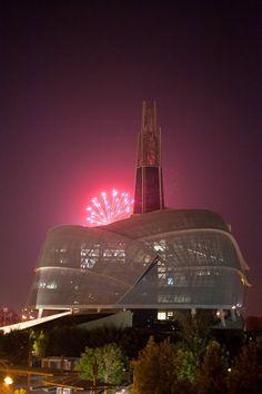 Canadian Museum of Human Rights in Winnipeg Manitoba http://museumforhumanrights.ca/