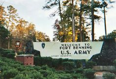 1975 IOBC Fort Benning is the Maneuver Center of Excellence and home of the Armor and Infantry. All Armor and Infantry Soldiers start their army journey there. Comment and share your connection to this Southern military hub. Army Life, Military Life, Army Mom, Fort Benning Georgia, Columbus Ga, Georgia On My Mind, I Want To Travel, Southern Style, Places To Travel