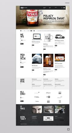 Nice #Webdesign   #webdesign #it #web #design #layout #userinterface #website #webdesign < repinned by www.BlickeDeeler.de   Take a look at www.WebsiteDesign-Hamburg.de