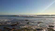 Beach Waves Malibu California