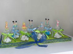 figurines DISNEY pour baptême/anniversaire-baby Mickey-Winnie l'ourson et ses amis: Tigrou-Bourriquet et Porcinet