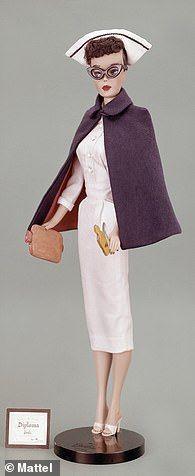 Barbie became a registered nurse in her diploma sits on the floor. Ken Doll, Barbie Dolls, Becoming A Registered Nurse, Star Wars, Novelty Toys, Black Barbie, Global Brands, New Set, 60th Birthday