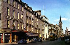 When the Gloucester Hotel was on Union Street. circa 1967.