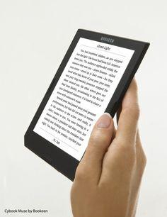 Bookeen présente les #CybookMuse et #CybookOcean : tous les détails sont sur notre blog !
