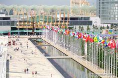 Photos des drapeaux : photo de drapeaux à l'Expo 98 de Lisbonne au Portugal Reportage Photo, World's Fair, Round Trip, Portugal, Fair Grounds, Street View, Photos, Friendship, Fun