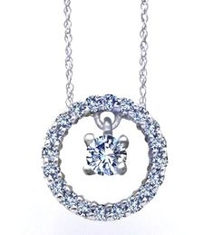 "1ct Diamonds in Motion Necklace. Dances to the Music of Her Heart TM. 14k Gold with 18"" 14k Chain KeyLimeBay,http://www.amazon.com/dp/B00FY7LOGI/ref=cm_sw_r_pi_dp_aE6xtb1JH01XJ0AF"