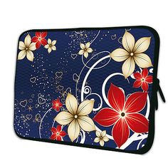 """Stylish Women's 15"""" Laptop Sleeve Bag Cover Case For 15.4"""" 15.6"""" Acer Macbook HP"""