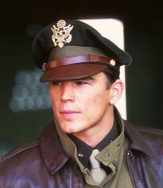 "Josh Harnett en ""Pearl Harbor"", 2001"