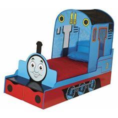 Thomas the Tank Engine Startime Toddler Bed - Kids Licensed Furniture
