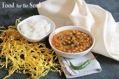 Curry di chana daal - Chana daal curry