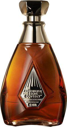 John Walker & Sons Odyssey Scotch Whisky | @Caskers