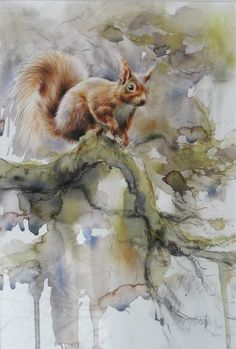 Lucy Newton   WATERCOLOR                                                                                                                                                                                 More