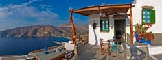 Pano Gitonia Aegiali Located in Aegiali, Pano Gitonia is 600 metres from Aegiali Port. Free WiFi is offered throughout the property. Some units have a terrace and/or balcony with sea views. Some units also have a kitchenette, equipped with a toaster.