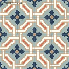 Cement Tile Shop - Handmade Cement Tile | Monaco