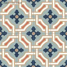 Cement Tile Shop - Handmade Cement Tile   Monaco