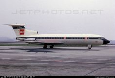High quality photo of G-ARPC (CN: 2103) British European Airways (BEA) Hawker Siddeley HS-121 Trident 1 by Neil Lomax