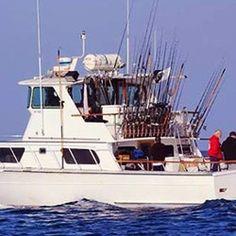 50' Sport Fishing Yacht Charter In Long Beach | GetMyBoat