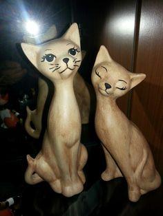 Keramikkatzen
