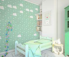 Tapeta Polar Bears - Little Room