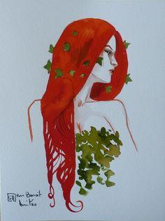 Poison Ivy by Stéphanie Hans
