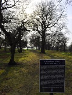 The Antonine Wall - where the Romans once trod. http://www.bubblews.com/news/1442503-the-antonine-wall