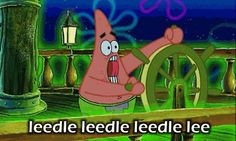 My favorite Spongebob episode EVER and this is one of my favorite parts of that episode!!!!