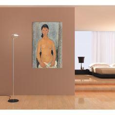 MODIGLIANI - ELVIRA #artprints #interior #design #art #prints #Modigliani  Scopri Descrizione e Prezzo http://www.artopweb.com/EC16830