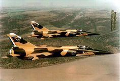 South African Air Force Mirage F1CZ