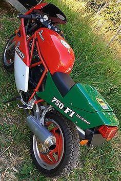 1988 Ducati 750 F1 Replica