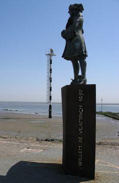 Willem de Vlamingh op Vlieland