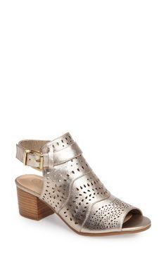 BELLA VITA Bella Vita Fonda Perforated Sandal (Women) available at #Nordstrom