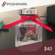 Victoria's Secret Winter Bombshell perfume Victoria's Secret limited edition 2015 Winter Bombshell 1.7 ounce (barely used). Sparkling star fruit, frosted camellia, and jasmine notes. Victoria's Secret Makeup