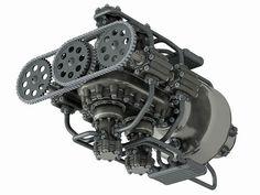 HIGH PRESSURE ENGINE 113 by cutangus on Flickr.