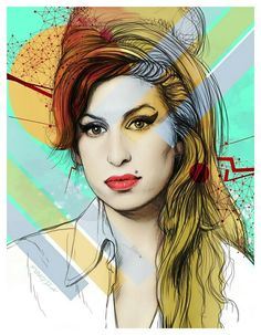 Amy e as cores!