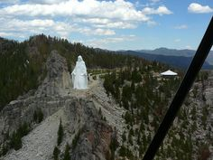Our Lady of the Rockies, Butte MT