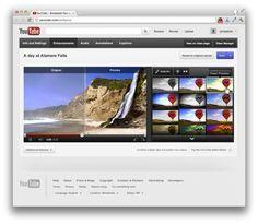 """Para quem gosta de gravar vídeos, o editor YouTube Creator, que foi lançado há menos de um ano, melhora a cada dia: agora, além de uma interface bem mais amigável, foi adicionada a função """"preview"""", que permite visualizações prévias das modificações que estão sendo feitas. Leia mais no TechTudo, por Thiago Barros."""