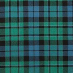 MacCallum Ancient Lightweight Tartan by the meter – Tartan Shop