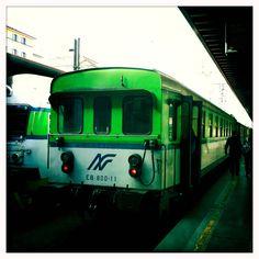 Treni FNord in Cadorna