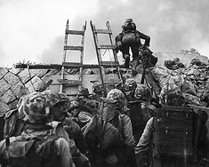 Landing at Inchon-Korean war