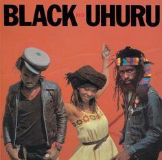 Puff She Puff by Black Uhuru on Red