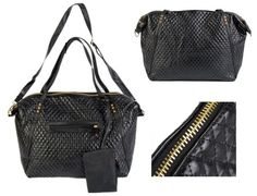 Quilted Leather Handbag | Pyrefly