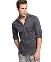 Shop Mens Shirts & Shirts for Men - Macy's. Good look for Sr's