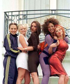 Mood of the day: Spice Girls в Каннах 20 лет назад!  Напоминаем что 70-й Каннский кинофестиваль откроется уже завтра. #moodoftheday #cannes #spicegirls #ellerussia  via ELLE RUSSIA MAGAZINE OFFICIAL INSTAGRAM - Fashion Campaigns  Haute Couture  Advertising  Editorial Photography  Magazine Cover Designs  Supermodels  Runway Models