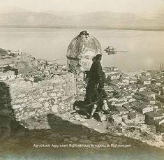 Ναύπλιο1908, στερεοσκοπική φωτογραφία, by Stereo Travel Co. Greek Art, Photo Archive, Mount Rushmore, Greece, Past, Times, Nature, Photos, Painting
