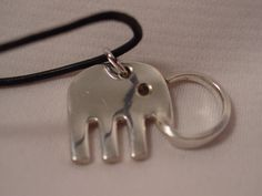 Silverware Jewelry: Spoon Bracelets, Fork Rings And More (PHOTOS) SO CUTE!