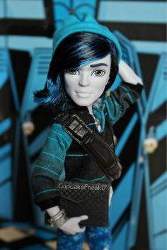 Monster High Invisi-Billy. Must have this doll!!