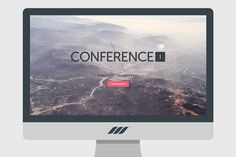 Check out Conference WordPress Theme by CR3ATIV on Creative Market