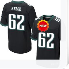 NFL Jerseys Nike - Jason Kelce Jersey On Sale, More Than 60% Off! on Pinterest ...