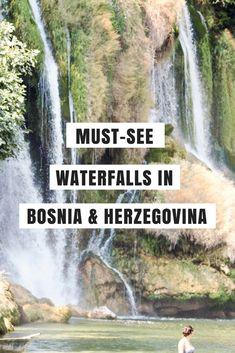 A Guide to Kravice Waterfalls in Bosnia & Herzegovina